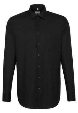 Seidensticker - COMFORT FIT - Hemd - black
