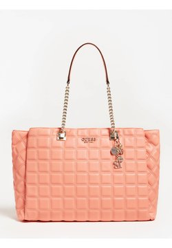 Guess - KAMINA - Shopping bag - korallenrot