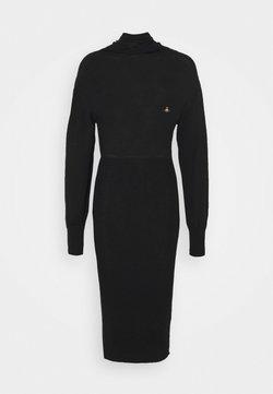 Vivienne Westwood - BEA DRESS - Jumper dress - black