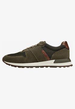 Massimo Dutti - Sneaker low - green