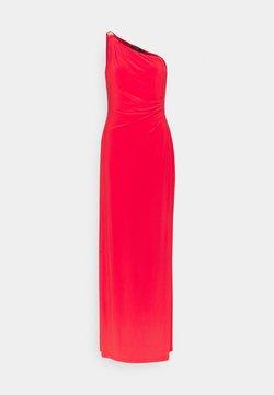 Lauren Ralph Lauren - CLASSIC LONG GOWN - Jersey dress - african flower