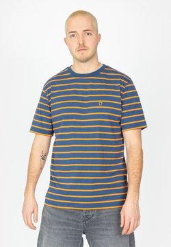 Brixton - T-Shirt print - joe blue