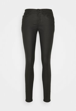 TOM TAILOR DENIM - JONA - Jeans Skinny Fit - black denim