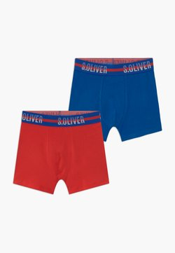 s.Oliver - 2 PACK - Shorty - nautical blue