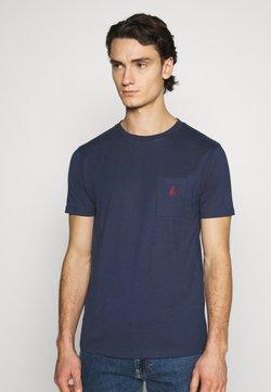 Gramicci - ONE POINT TEE - T-shirt basic - navy