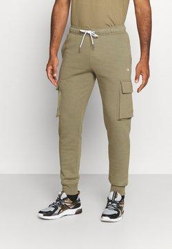 Champion - CUFF PANTS - Pantaloni sportivi - khaki