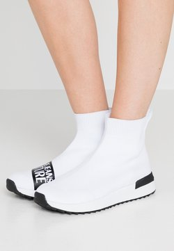 Versace Jeans Couture - Sneakers hoog - bianco ottico