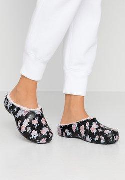 Crocs - FREESAIL - Chaussons - black