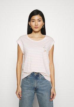 Esprit - TEE - T-Shirt print - nude