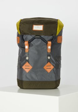 Doughnut - COLORADO SMALL - Tagesrucksack - charcoal/olive