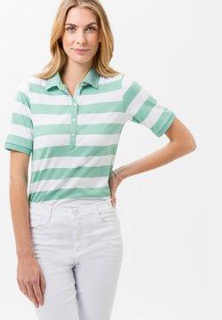 BRAX - STYLE CLEO - Poloshirt - jade