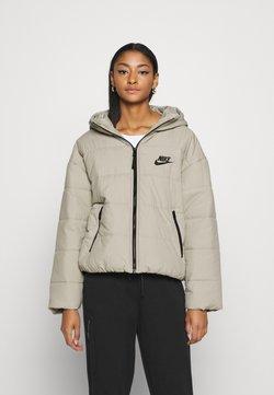 Nike Sportswear - CORE  - Winterjacke - stone/white/black