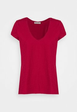 DRYKORN - AVIVI - T-Shirt basic - rot