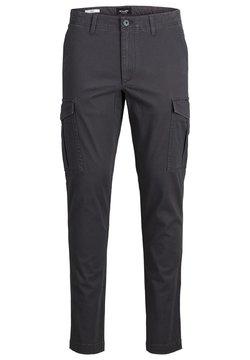 Jack & Jones - Cargo trousers - dark grey