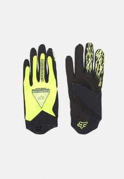 Fox Racing - FLEXAIR ELEVATED GLOVE - Fingerhandschuh - neon yellow