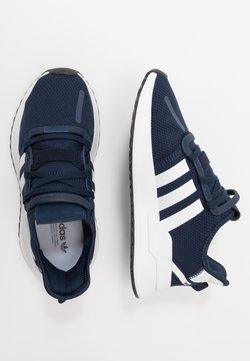 adidas Originals - PATH RUN - Sneakers laag - collegiate navy/footwear white/core black