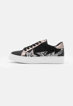 KHARISMA - Sneakers laag - glitter/nero