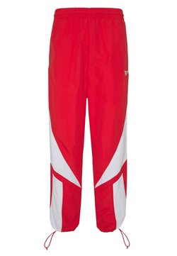 Reebok Classic - 2020-04-01 CLASSICS TWIN VECTOR TRACK PANTS - Jogginghose - radiant red