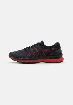ASICS - GEL NIMBUS 22 - Zapatillas de running neutras - black/classic red