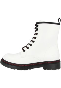 Dockers by Gerli - Veterboots - white (45ts201-600500)
