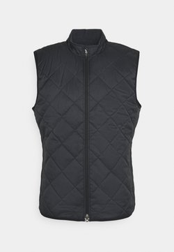 Nike Golf - VEST - Weste - black/smoke grey