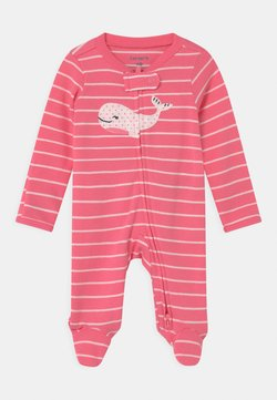 Carter's - WHALE - Strampler - pink