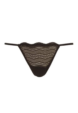 Cosabella - DOLCE - String - black/nude