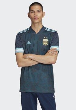 adidas Performance - ARGENTINA AFA AWAY AEROREADY JERSEY - National team wear - blue