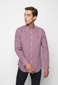 Polo Ralph Lauren - NATURAL - Shirt - burgundy