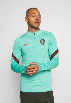 Nike Performance - PORTUGAL DRY DRIL - Nationalmannschaft - mint/sport red