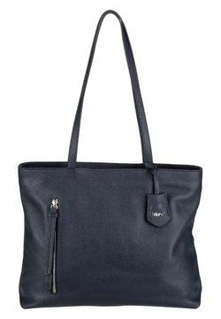 Abro - JUNA  - Shopping Bag - navy