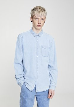 PULL&BEAR - Koszula - light blue