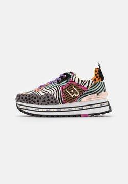 Liu Jo Jeans - Sneakersy niskie - multicolor