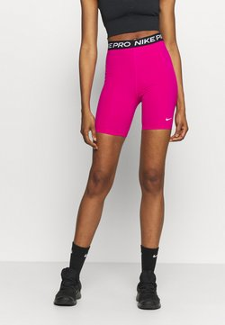 Nike Performance - Tights - fireberry/black/white