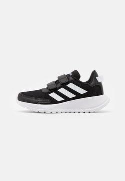 adidas Performance - TENSAUR RUN UNISEX - Juoksukenkä/neutraalit - core black/footwear white