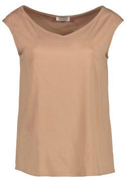 Lavard - BLUSE - T-shirt basic - beige