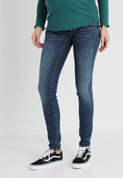 MAMALICIOUS - MLOHIO - Slim fit jeans - blue denim