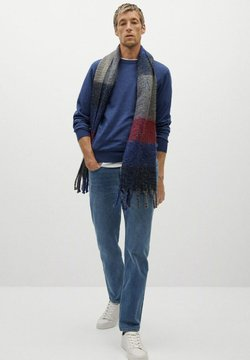 Mango - TEN - Sweatshirts - azul indigo