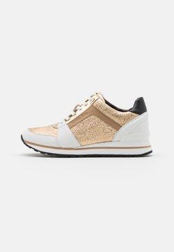 MICHAEL Michael Kors - BILLIE TRAINER - Sneakers - pale gold