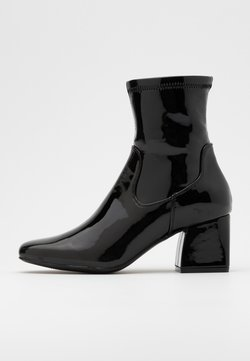 ONLY SHOES - Stiefelette - black