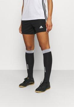 adidas Performance - SQUADRA - Urheilushortsit - black/white
