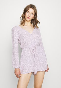 American Eagle - SKIRTY LONG - Combinaison - purple