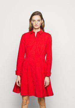 Steffen Schraut - EXCLUSIVE BLOUSE DRESS - Vestido camisero - flash red
