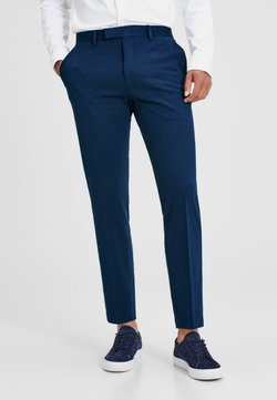 Jack & Jones - Anzughose - blue / dark navy