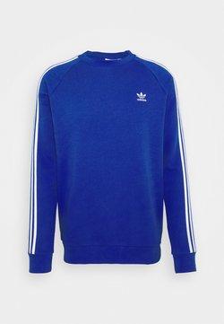 adidas Originals - 3 STRIPES CREW UNISEX - Sweatshirt - royal blue