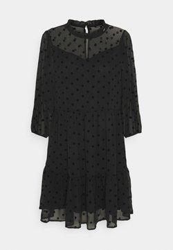 ONLY - ONLJESS DRESS - Blusenkleid - black