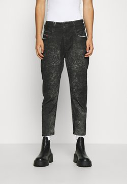 Diesel - D-FAYZA-SP2 - Jeans Relaxed Fit - washed black