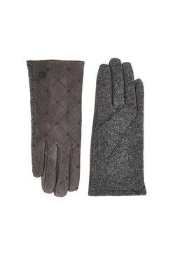 Esprit - Fingerhandschuh - gunmetal