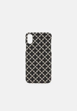 By Malene Birger - IPHONE X - Kännykkäpussi - black
