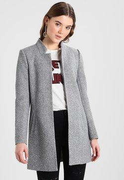 ONLY - ONLSOHO COATIGAN  - Kurzmantel - light grey melange